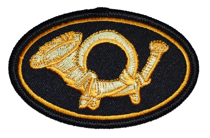 Civil war kepi insignia